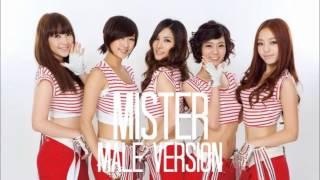 Kara - Mister [Male Version]