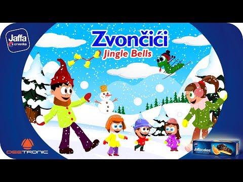 Zvoncici, zvoncici   Jingle Bells by Nykk Deetronic powered by Jaffa   Nursery Rhymes