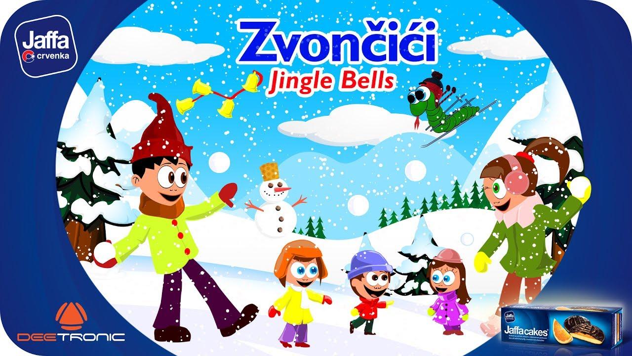 Zvoncici, zvoncici | Jingle Bells by Nykk Deetronic powered by Jaffa | Nursery Rhymes #1