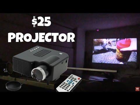 A $25 HDMI LED Projector UNIC UC28