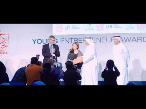 Young Entrepreneur Awards and roadshow, United Arab Emirates