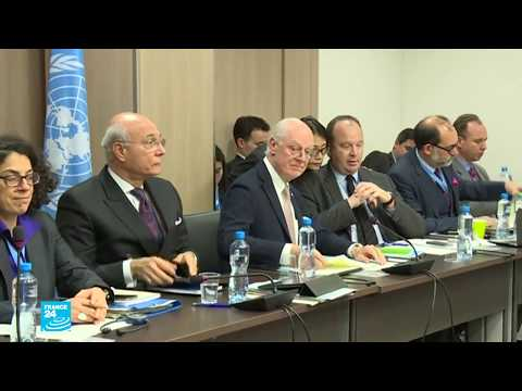 المعارضة السورية: موسكو تدير كواليس جنيف  - نشر قبل 3 ساعة