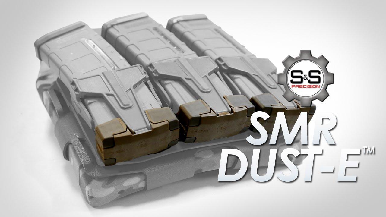 S/&S Precision SMR Dust-E