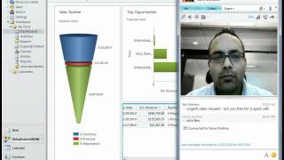Dynamics CRM 2011 - Driving Sales Productivity