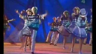 Большой Детский Хор (танц. группа). Весёлый ветер.