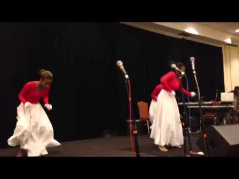 "Zoe Ministries Praise dancers to ""Long as I Got King Jesus"""