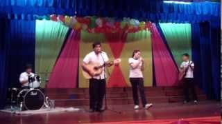 Tan lejos / Chau - No te va gustar  (cover en vivo)