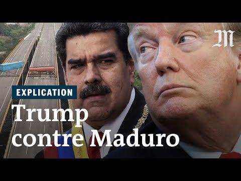Venezuela : pourquoi Trump veut tant le départ de Maduro