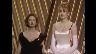 JFK Wins Film Editing: 1992 Oscars