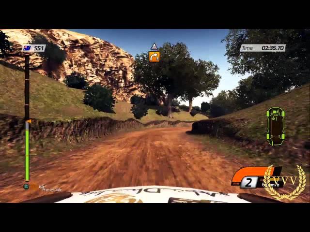 WRC 4 Australia - Noon