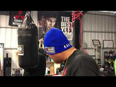 GARCIA VS SPENCE  ROBERT REVEALS WHAT HE SEES WHAT HE WATCHES ERROL SPENCE