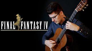FINAL FANTASY IV: 'Theme of Love' | Classical Guitar | John Oeth