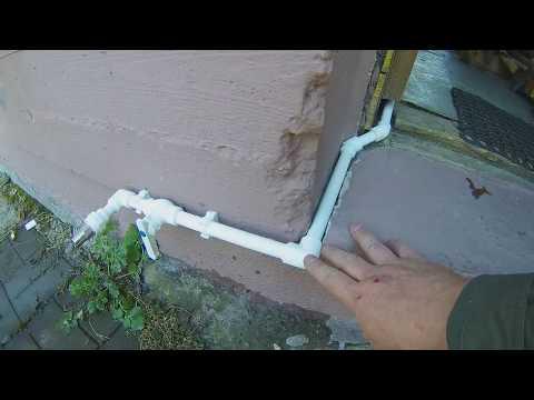 Летний водопровод, пластиковые трубы для дачи