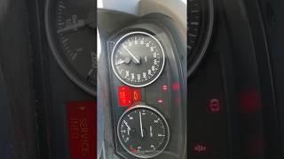 Réinitialiser Indicateur ( ou voyant défaut ) de pneu BMW X1
