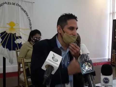 Déficit de enfermeros en hospitales de Carabobo supera el 60% (+Video)