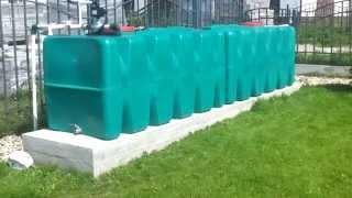 Устройство системы полива газона(Описание автоматической системы полива газона выполненной компанией ООО