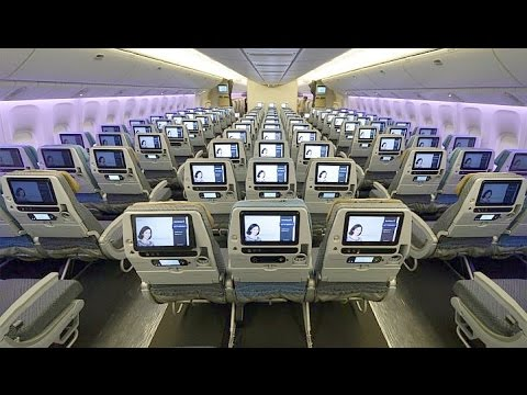 World's Best ECONOMY Class Airline from Skytrax