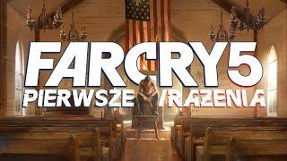 OBIECUJĄCY POCZĄTEK - Far Cry 5 (Gameplay PL)