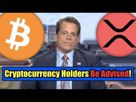 """""""An Avalanche of Institutions"""" Prepared to Buy Bitcoin in 2021 as XRP Cryptocurrency Buyers Beware!!"""