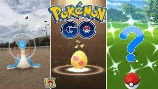 CAPTURAS ÉPICAS!! ABRIENDO MUCHOS HUEVOS REGIONALES MAS SHINY!! [Pokémon GO-davidpetit]