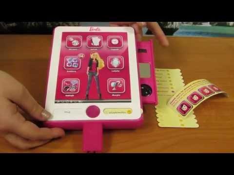 Barbie B-book Pad - Interactive Organiser / Interaktywny Organizer Barbie - Smily Play