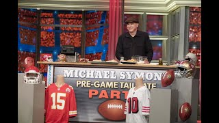 Chef Michael Symon Shares Super Easy Game Day Dishes | The View