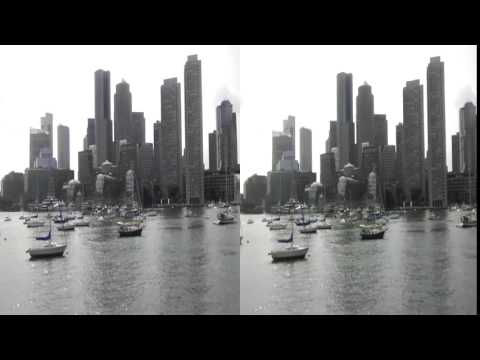 Boston Harbor Cruise - Skyline - VIDEO0067