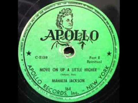 Move On Up A Little Higher, Pts. 1 & 2 Mahalia Jackson 1947