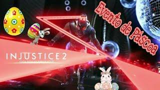 Injustice 2: DEU A LOUCA - Evento de Páscoa