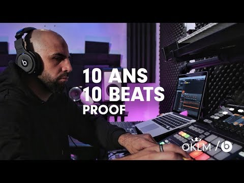 Youtube: Diam's –«Si c'était le dernier» par PROOF #10ANS10BEATS