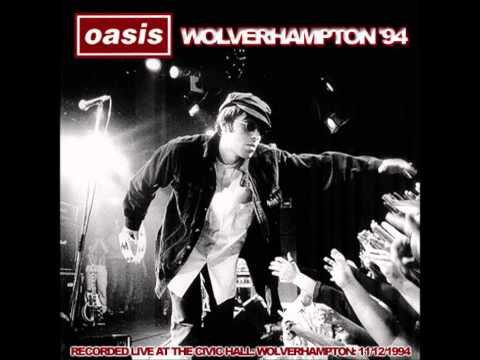 Oasis - Slide away - Wolverhampton 11.12.94