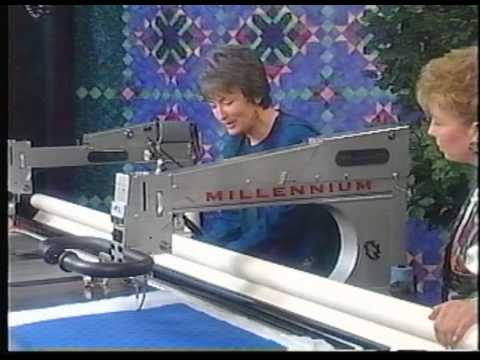 Quilt Central TV: A Stitch Back in Time (Ep. 210)