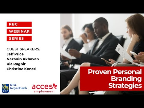 Proven Personal Branding Strategies for a Successful Career in Canada