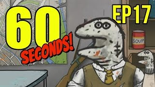 60 Seconds - Ep. 17 - MR. SOCK PUPPET ★ Let