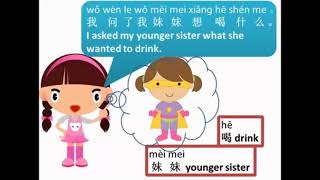 Learn Mandarin Chinese Online Free Lesson 32 Ask