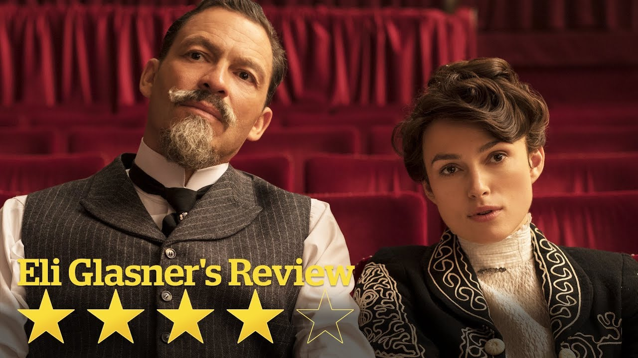 8e70735cd9 Colette review  Keira Knightley shines in literary biopic - YouTube