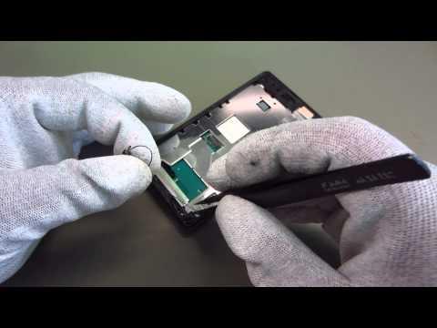 Sony Xperia Z1 Compact Display Reparatur - handyreparatur123
