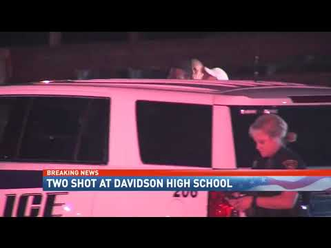 At least two people shot outside WP Davidson High School - NBC 15 News WPMI