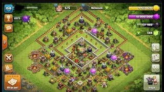 Doando Cv11 Clash of clans