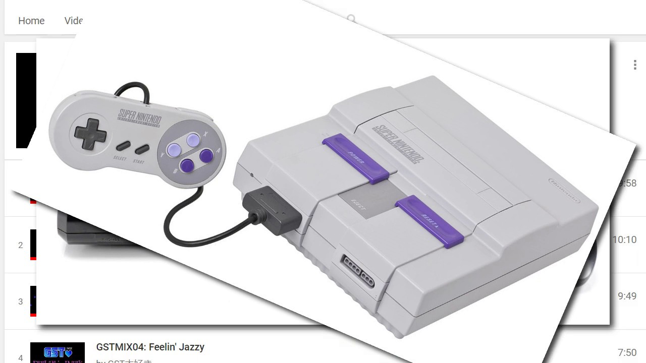 The Sound Capabilities of the SNES