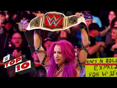 Top 10 Raw moments: WWE Top 10, Nov. 28, 2016