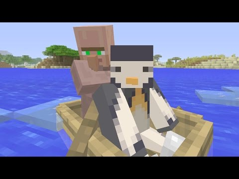 Minecraft Xbox - Series To Slay The Shulker - Village Rescue [Part 1]