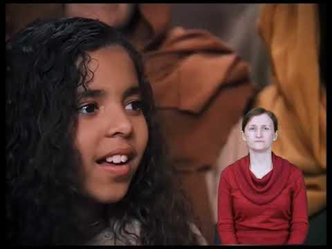История Иисуса Христа для детей (сурдо)