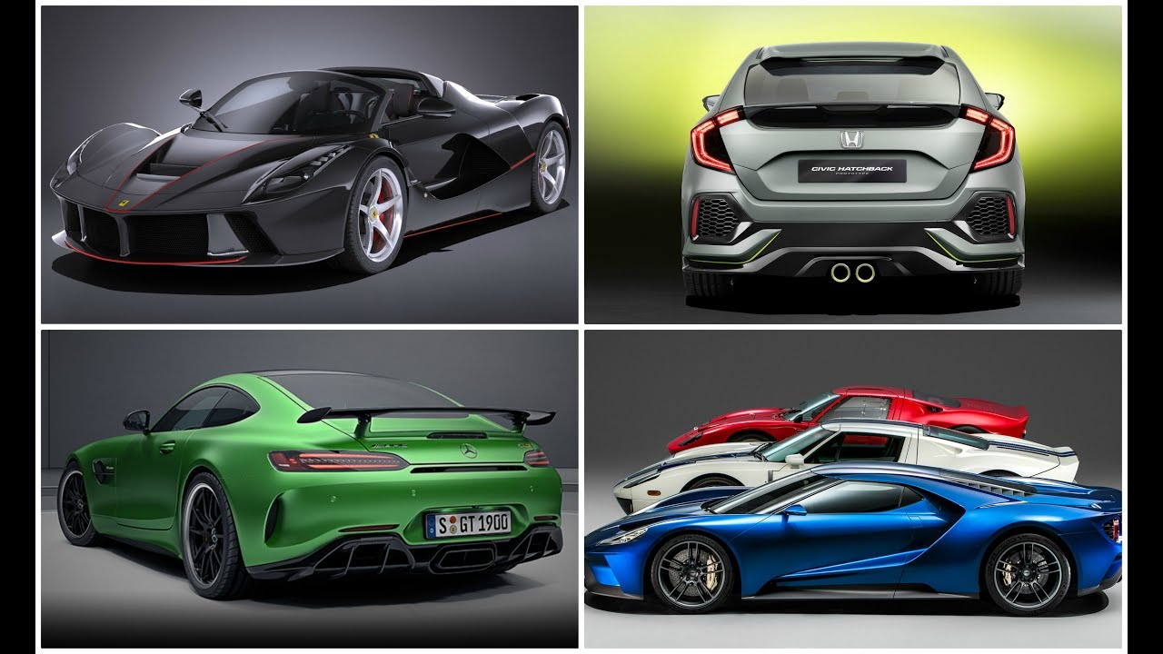 Best Upcoming Cars 2017 Ht High Technology Latest 2018