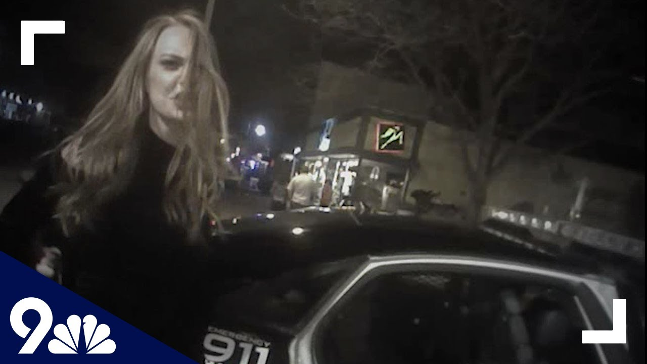 RAW: Police body cam video shows viral arrest case