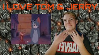 Wyatt reacts to tom and jerry the movie ...