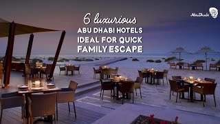 6 Luxurious Hotels In Abu Dhabi That Treat You Like Royalty | Tripoto