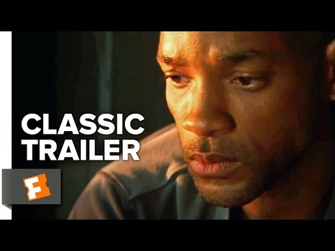 I Am Legend (2007) Official Trailer #1 - Sci-Fi Thriller