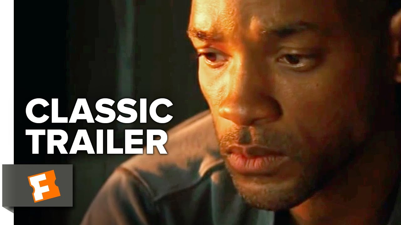 i am legend official trailer sci fi thriller