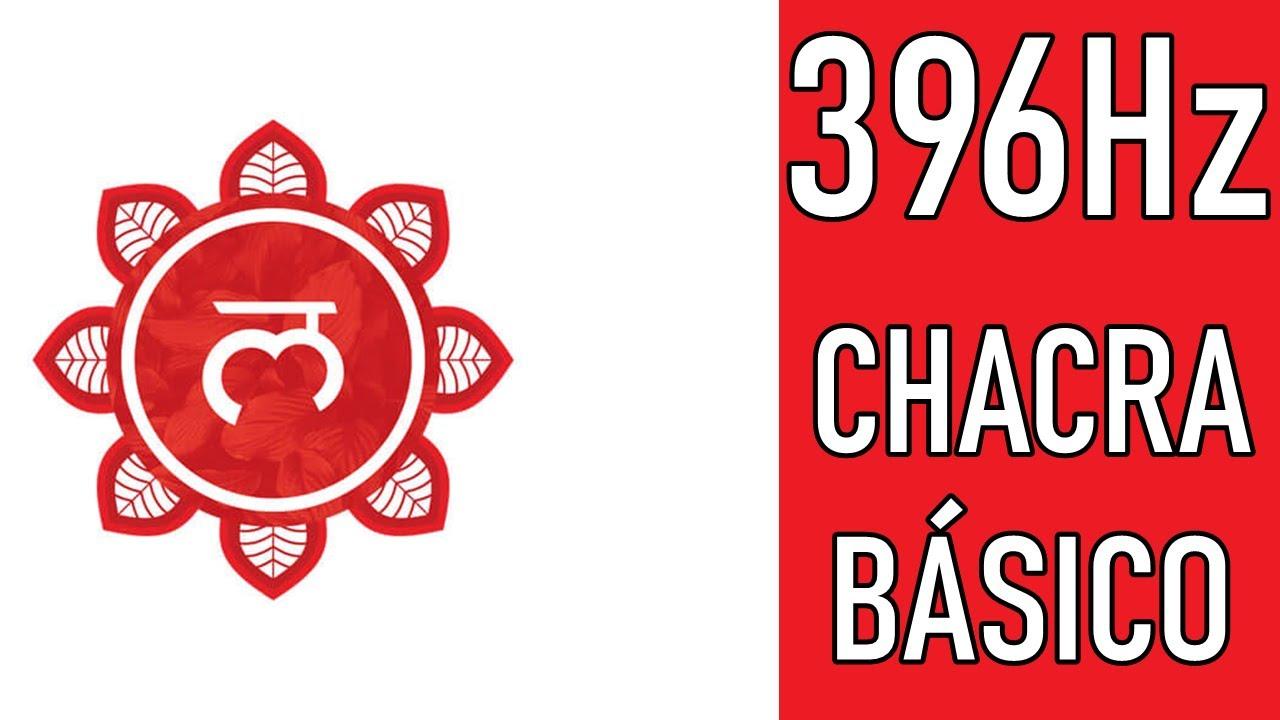 396Hz - Chacra Básico.